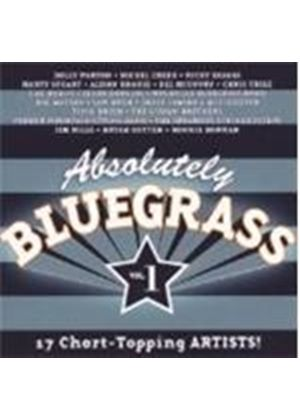 Various Artists - ABSOLUTELY BLUEGRASS VOL 1