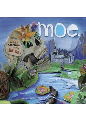 moe. - What Happened to the La Las (Music CD)
