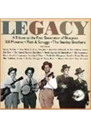 Various Artists - Legacy (A Tribute To The First Generation Of Bluegrass)