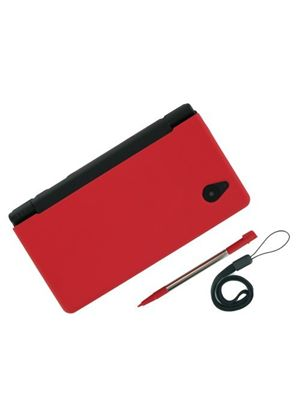 Exspect NDSi Shell Protection Kit - Red (Nintendo DS)
