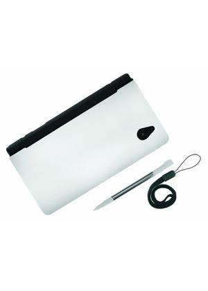 Exspect NDSi Shell Protection Kit - White (Nintendo DS)