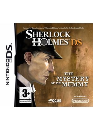 Sherlock Holmes - The Mystery of the Mummy (Nintendo DS)