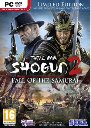 Total War: Shogun 2 Fall of the Samurai - Limited Edition (PC)