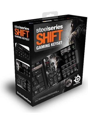 SteelSeries Shift Keyset - Medal of Honor Edition (PC)