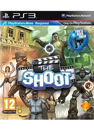 The Shoot: Move (PS3)