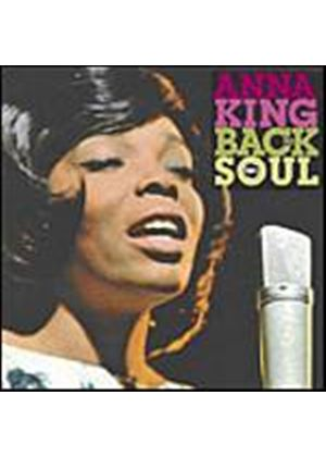 Anna King - Back To Soul (Music CD)