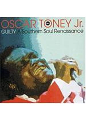 Oscar Toney Jr. - C (Music CD)