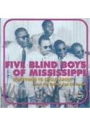 Five Blind Boys Of Mississippi - Something To Shout About? (Music CD)