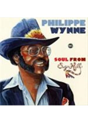 Philippe Wynne - Soul From Sugarhill (Music CD)
