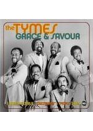 Tymes (The) - Grace And Savour (The Complete Trustmaker & People Albums) (Music CD)