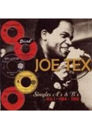 Joe Tex - Singles A's And B's Vol.1 (1964-1966) (Music CD)
