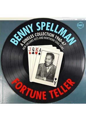 Benny Spellman - Fortune Teller (Singles Collection 1960-67) (Music CD)