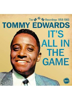 Tommy Edwards - It's All In The Game - The Mgm Recordings 1958-1960 (Music CD)