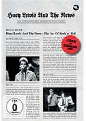 Huey Lewis And The News - The Art Of Rock 'N' Roll