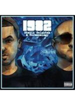 Statik Selektah & Termanology - 1982 (Parental Advisory) [PA] (Music CD)