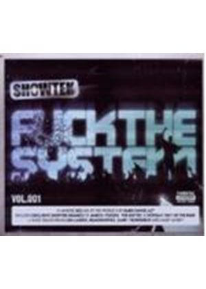 Various Artists - Showtek - F*** The System (Music CD)
