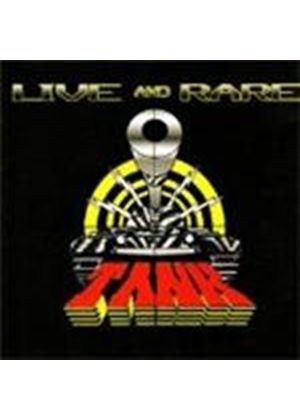 Tank - Live And Rare