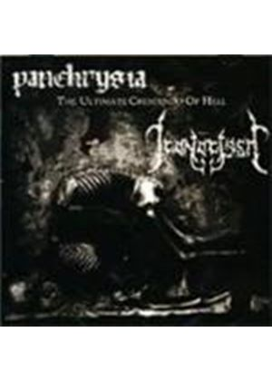 Iconoclasm / Panchrysia - The Ultiamte Crescendo Of Hell (Music Cd)