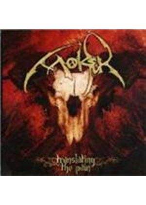 Moker - Translating The Pain (Music Cd)