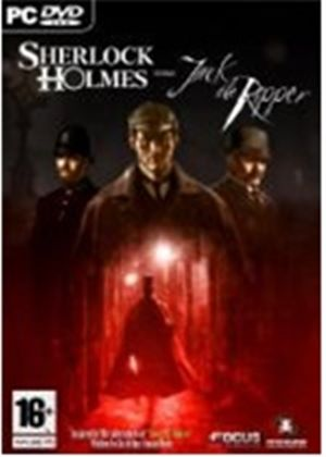Sherlock Holmes Vs Jack The Ripper (PC DVD)
