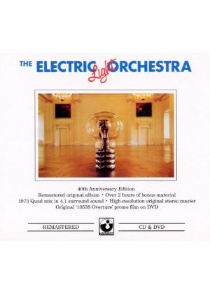 Electric Light Orchestra - Electric Light Orchestra/First Light (40th Anniversary Edition) (Music CD)