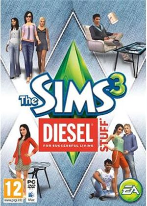 The Sims 3 Diesel Stuff Pack (PC DVD)