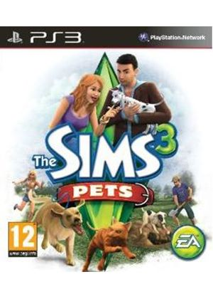 The Sims 3 - Pets (PS3)
