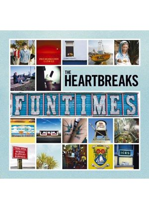 Heartbreaks - Funtimes (Music CD)