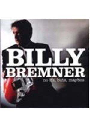 Billy Bremner - No Ifs, Buts, Maybes (Music CD)