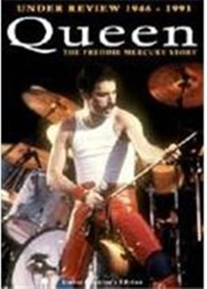 Queen - Under Review - 1946 - 1991 - The Freddie Mercury Story