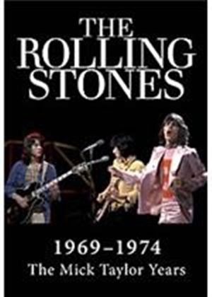 Rolling Stones - 1969-1974 - The Mick Taylor Years