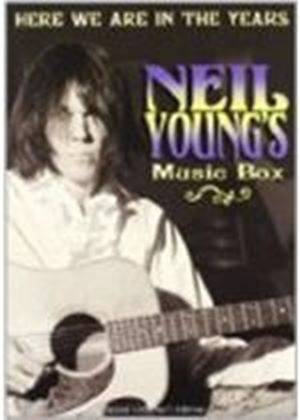 Neil Young - Here We Are In The Years (+DVD) [DVD Audio]
