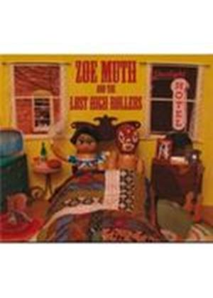 Zoe Muth & Lost High Rollers - Starlight Hotel (Music CD)