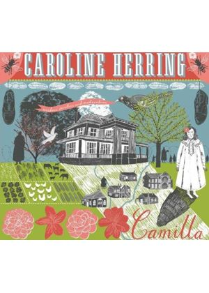 Caroline Herring - Camilla (Music CD)