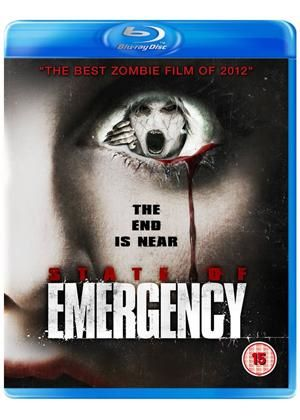 State Of Emergency (Blu-Ray)