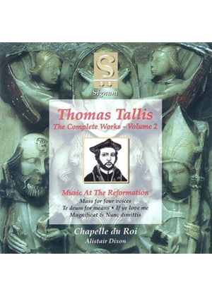 Tallis: Complete Works, Volume 2