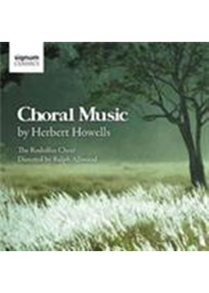 Howells: Choral Works (Music CD)