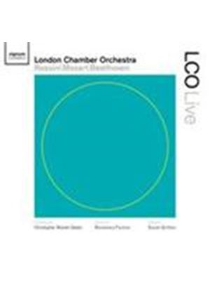 London Chamber Orchestra plays Rossini, Mozart and Beethoven (Music CD)