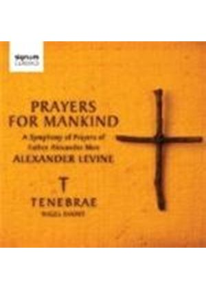 Levine, A: Prayers for Mankind (Music CD)