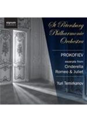 Prokofiev: Cinderella; Romeo & Juliet (Excerpts) (Music CD)