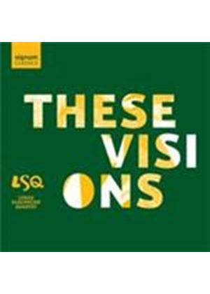 These Visions (Music CD)