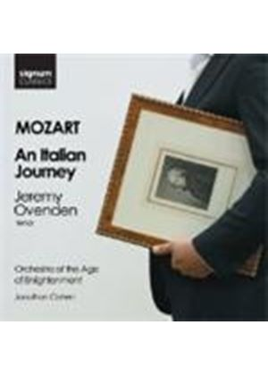 Mozart: An Italian Journey (Music CD)