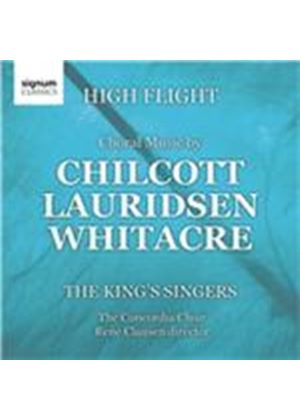 High Flight: Choral music by Chilcott, Lauridsen, Whitacre (Music CD)