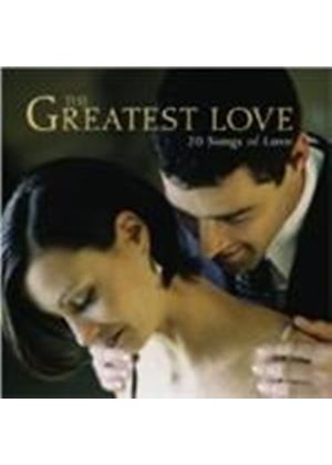 Various Artists - Greatest Love 20 Songs Of Love