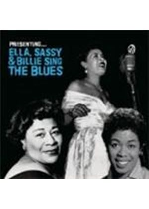 Various Artists - Ella Sassy And Billie Sing The Blues