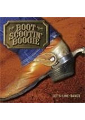 Various Artists - Boot Scootin Boogie Lets Line Dance