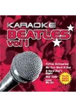 Karaoke - Karaoke Beatles Vol. 1 (Music CD)