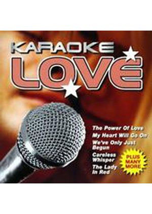 Various Artists - Karaoke Love Songs