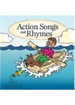 Various Artists - Action Songs And Rhymes