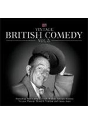 Various Artists - Vintage British Comedy Vol. 5